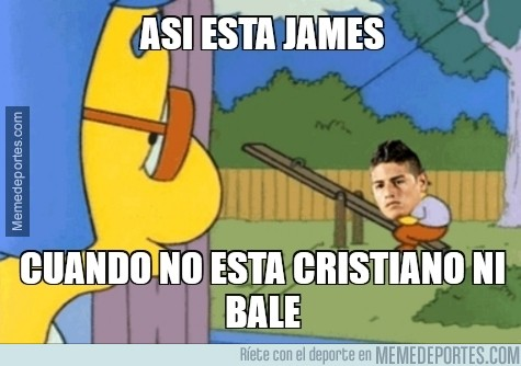 595882 - James se siente solo