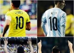 Enlace a Real Madrid y Barça estarán representados por su 10 en la Copa América