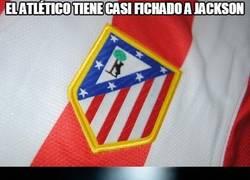 Enlace a El Atlético tiene casi fichado a Jackson