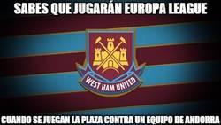 Enlace a El West Ham ya está en la Europa League