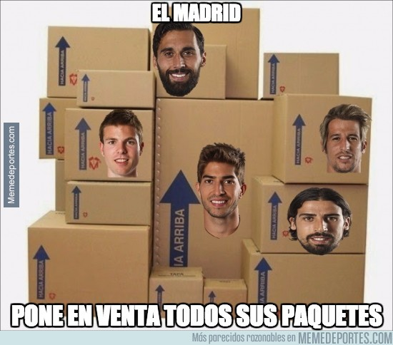 598050 - El Madrid está de rebajas