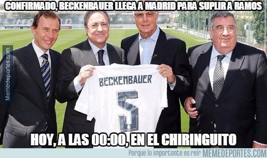 598084 - El Madrid ya tiene sustituto de Ramos