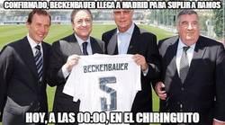 Enlace a El Madrid ya tiene sustituto de Ramos