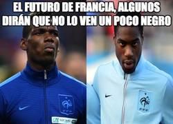 Enlace a El futuro de la selección francesa