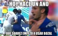 Enlace a Luis Suárez también está de aniversario