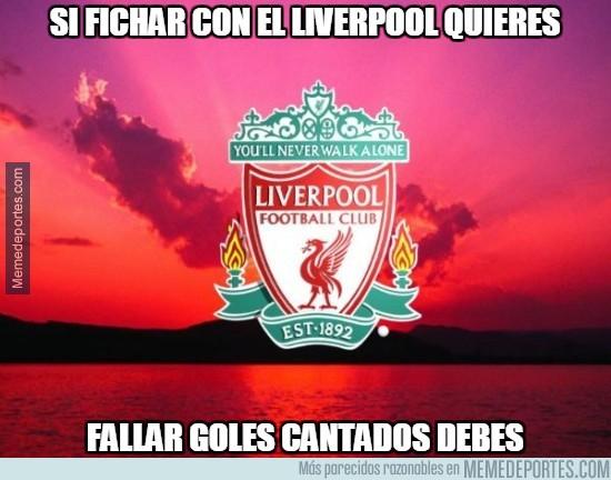 598990 - La política de fichajes del Liverpool