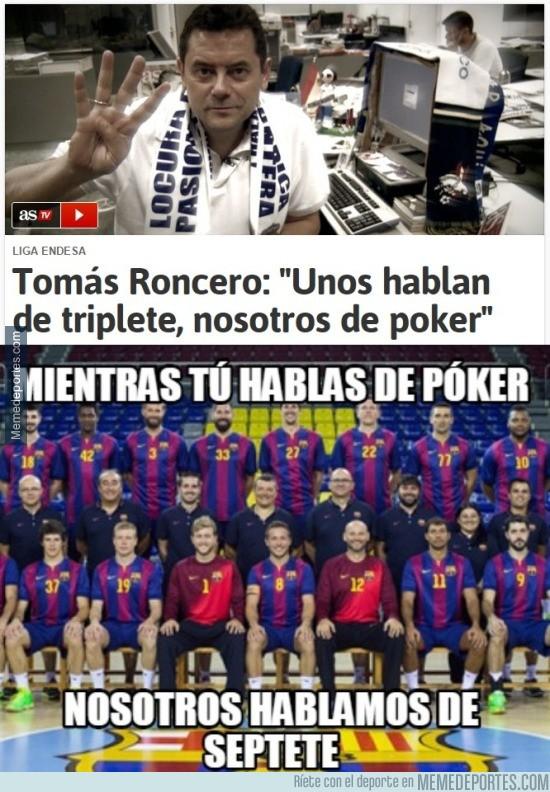 599426 - De los 7 títulos del Barça de balonmano no se quieren acordar