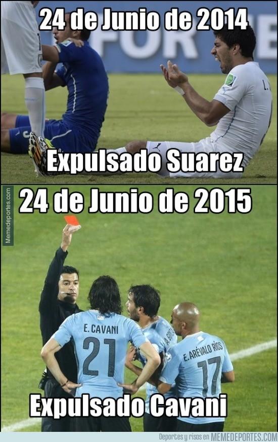 599525 - Fecha maldita para Uruguay