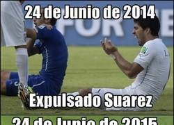 Enlace a Fecha maldita para Uruguay