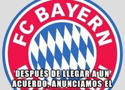 Enlace a El Bayern trolleando al Barça