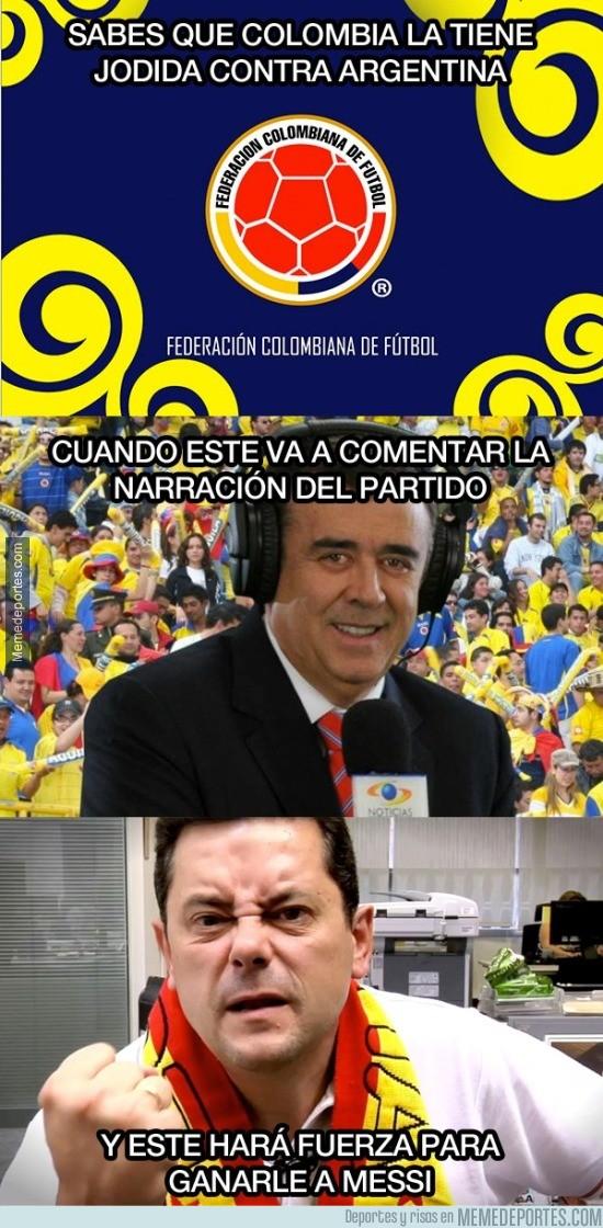600560 - El triple Gafe mortal de Colombia