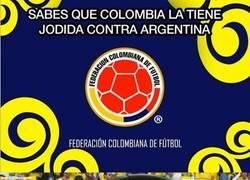 Enlace a El triple Gafe mortal de Colombia