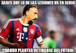 Enlace a Ánimo a Ribery :(