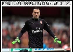 Enlace a Las figuras de Colombia en esta Copa América