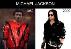 Enlace a La evolución de Michael Jackson: versión Colombia