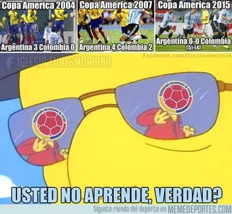604716 - Pobre Colombia...