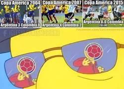 Enlace a Pobre Colombia...