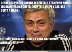Enlace a El rencor de Mourinho