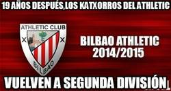 Enlace a ¡Felicidades a los del Athletic!