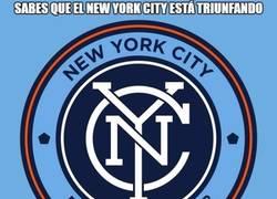 Enlace a El New York City empieza a triunfar en EEUU