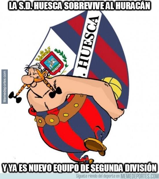 605101 - ¡Enhorabuena al Huesca!
