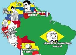 Enlace a La Copa América hasta el momento