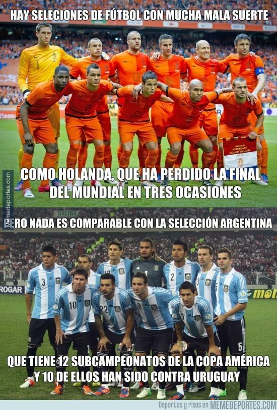 605461 - Pasado oscuro de Argentina contra Uruguay en la Copa América, cambiará este año?