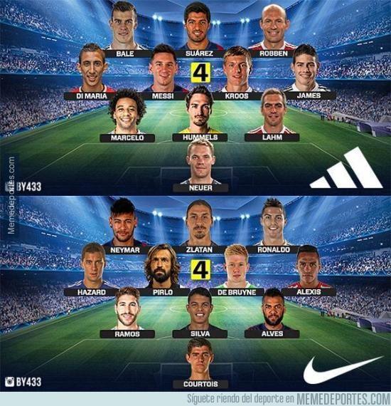 605947 - Adidas vs Nike ¿Quién ganaría?