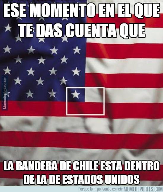 607533 - Seguro que no te habías fijado en esta curiosidad de Chile