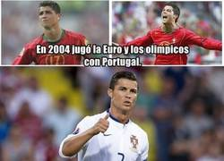 Enlace a Portugal plantea repetir con Cristiano