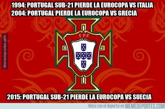 608019 - A Portugal no se le dan bien las finales