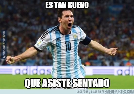 608619 - Simplemente Messi. Es muy bueno