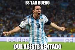 Enlace a Simplemente Messi. Es muy bueno