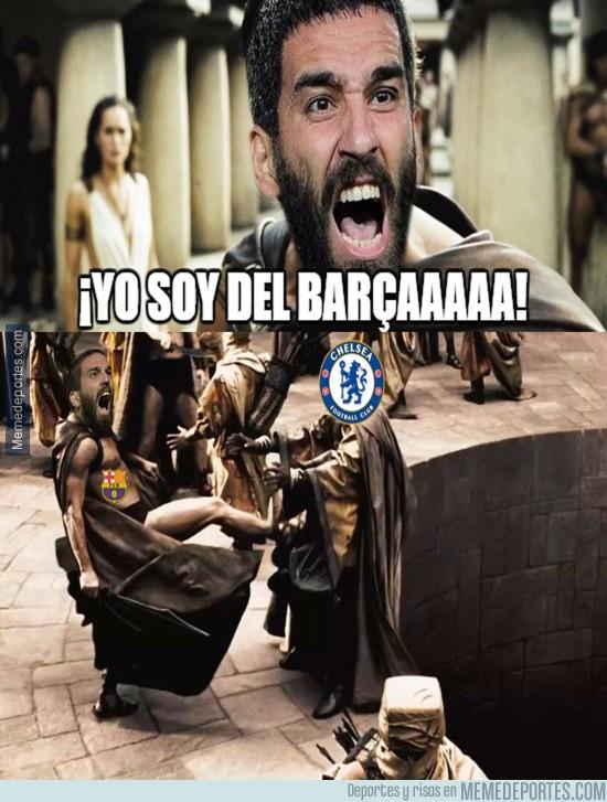 609967 - Arda Turan ficha por el Barcelona y pasa del Chelsea