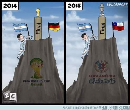 610707 - Messi liderando a Argentina