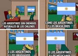 Enlace a Los argentinos contra todos