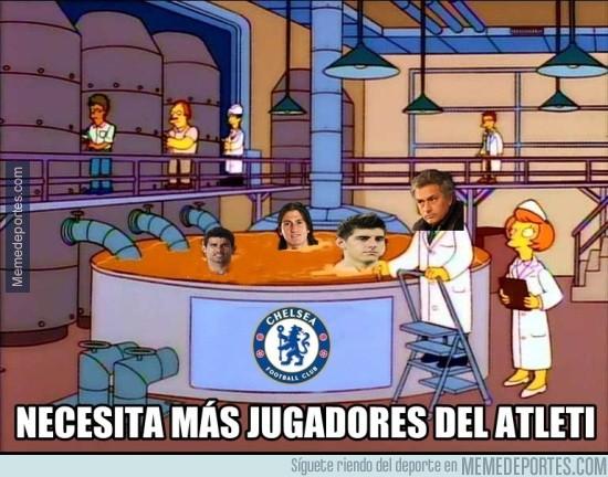610999 - La fórmula del Chelsea