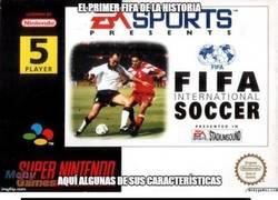 Enlace a El primer FIFA de la historia