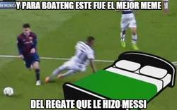 Enlace a Boateng eligió el mejor meme para él