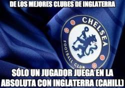 Enlace a El Chelsea y la selección