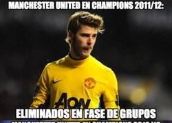 Enlace a El United desde la llegada de De Gea