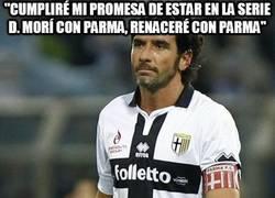 Enlace a El capitán del Parma es mi nuevo ídolo