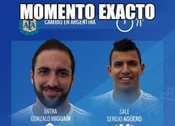 Enlace a Los argentinos nunca lo olvidarán