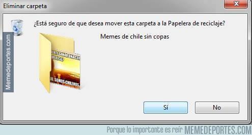 614719 - A la basura los memes de Chile sin copas