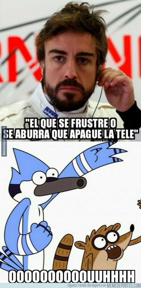 615047 - Tranquilo Fernando, ya lo hacemos