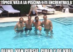 Enlace a Típico, muy típico en nuestras piscinas