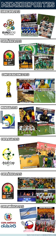 617856 - Ya hemos vivido todas las copas internacionales en Memedeportes