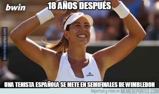 618239 - 18 años después, estamos en semis de Wimbledon femenino