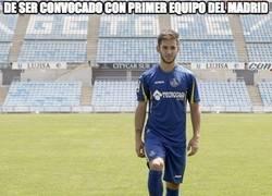 Enlace a Álvaro Medrán, nuevo jugador del Getafe y viene de donde ya te puedes imaginar