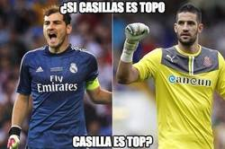 Enlace a Si Casillas es topo...